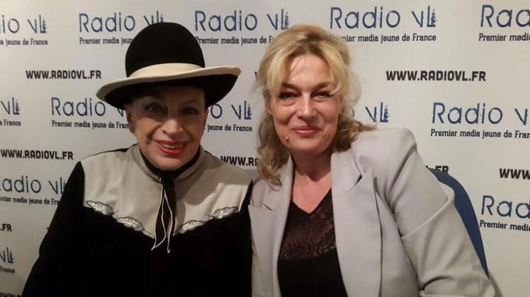 Geneviève de Fontenay et Patricia Barzyck (Photo: Amaury Cottin)