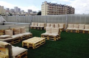 La terrasse d'Alexia vous attend sur SnapEvent.fr