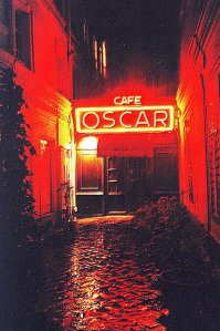 Entrée du Café Oscar (Crédit photo: Facebook Café Oscar Paris)