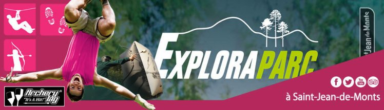 Explora Parc - St Jean de Monts