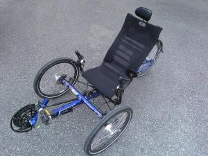 Tricycle de chez Vélofasto