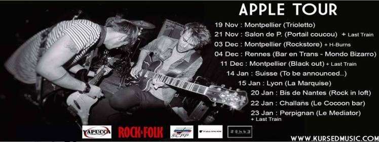 Si vous avez l'occasion d'aller les voir, allez-y d'autres dates arrivent pour 2016