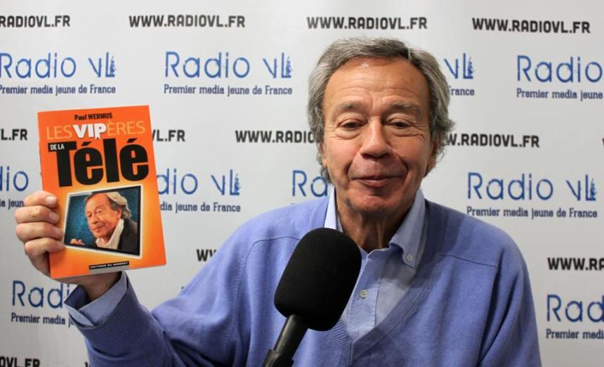 Paul Wermus auteur des VIPères de la télé invité du 107è numéro de Réveil Médias